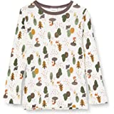 NAME IT Nmmwillit Wool LS Top Noos XX Camiseta de Manga Larga para Niños