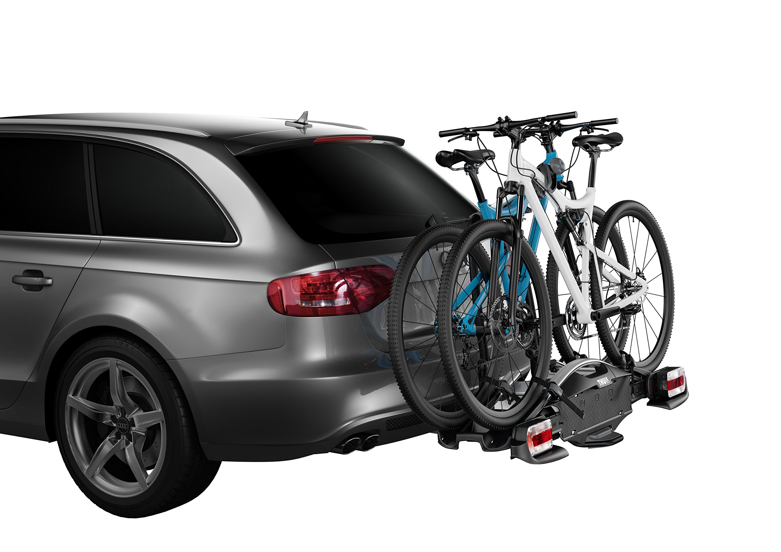 Thule 925001,Velo Compact 925, 2Bike, Towball Carrier, 7 pin 10