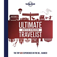 Lonely Planet's Ultimate United Kingdom Travelist