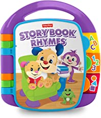 Fisher Price  Laugh and Learn Storybook Rhymes Refresh'15, Blue
