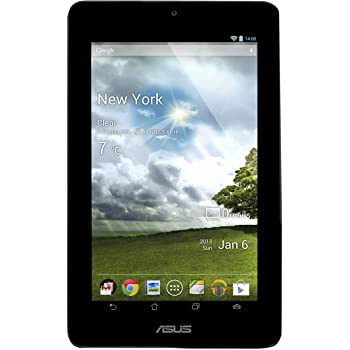Asus ME172V 17,8 cm (7 Zoll) Tablet-PC (VIA WM8950, 1GB RAM, 16GB eMMC, 5GB Webspace, Mali-400, Android 4.1) grau