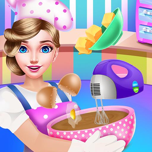 Sweet Cream Cupcake Chef