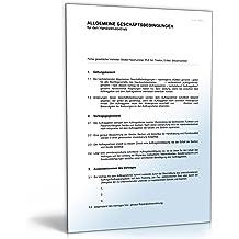 AGB Handwerker [Word Dokument]