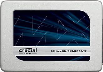 Crucial MX300 CT1050MX300SSD1 1 TB Internes SSD (3D NAND, SATA, 2,5 Zoll)
