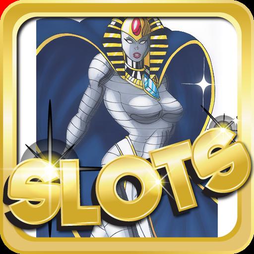 Luxor Spa (All Slots Mobile Casino : Sphinx Edition - Realm Of Magic)