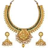 Spargz Gold-plated Jewellery Set for Women & Girls