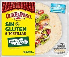 Old El Paso - Tortillas Sin Gluten, 326g