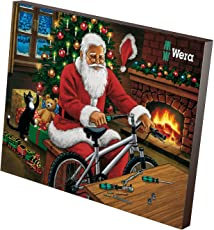 Wera 05135999001 2018 Adventskalender, One Size