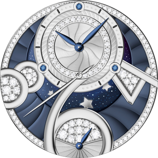 Starry Sky Watch Face