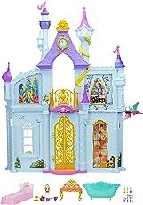 Disney Princess b8311Princess Royal Dreams Castle, Rosa, Violett, Blau