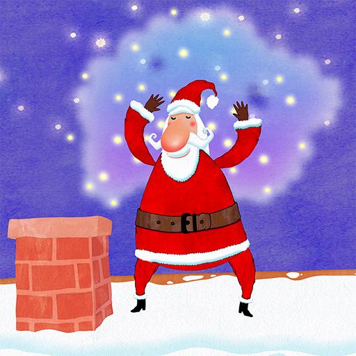 Weihnachtsspiel für Kinder – Hilf dem Weihnachtsmann
