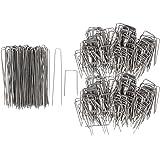 com-four® 300g Pinces collantes pour compositions Florales en floristique pour décoration Florale, épingles de différentes Ta