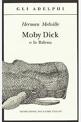 Moby Dick o la balena Paperback