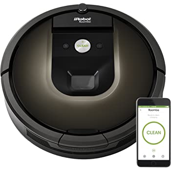 מפואר iRobot ROOMBA774 HEPA PET Robot Vacuum Cleaner with Free Cleaning MN-96