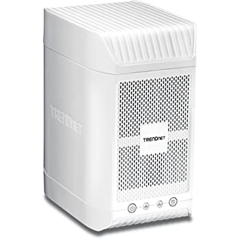 TRENDnet 2 Bay NAS Media Server Enclosure