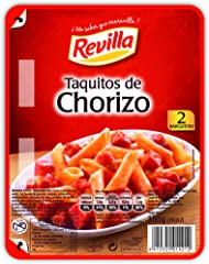 Revilla Taquitos Chorizo Revilla, 150g