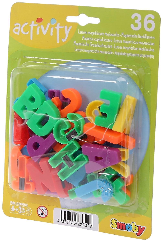 48 lettres magn tiques de smoby - Lettre neon pas cher ...