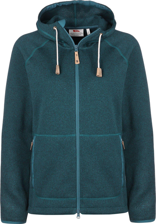 81Z1cUUbRkL - Fjällräven Övik Women's Fleece Hoodie Fleece Jacket