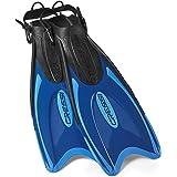 Cressi Palau Light Weight Travel Snorkeling Swim Fins