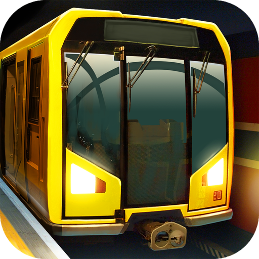 Subway Simulator Berlin (Thomas-zug-bus)