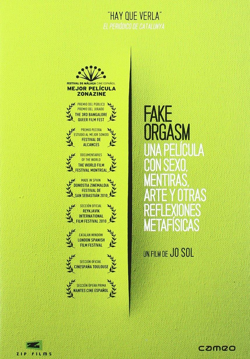 Fake Orgasm (Falso Orgasmo) (2010) (Import)
