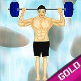 hocken wie die Hölle Ausbildung: von Dusche zu Fitness-Bodybuilder Sportler - Gold Edition