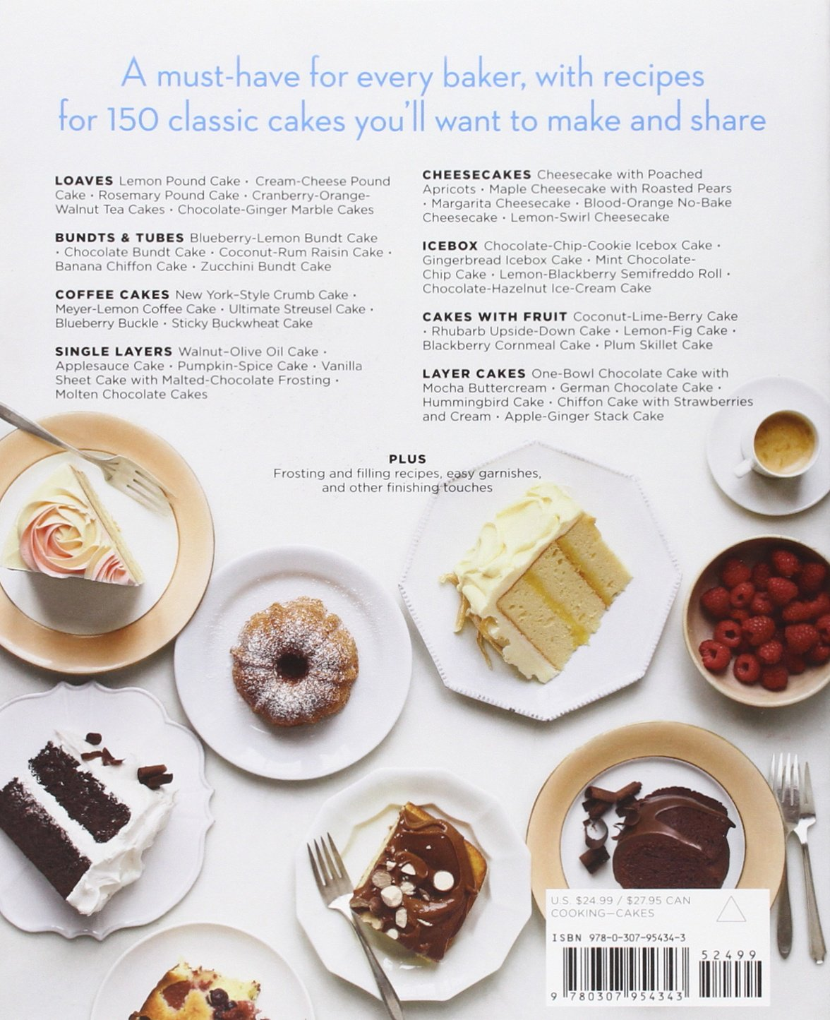 81Z2LDWqp9L - Martha Stewart's Cakes: our first-ever book of bundts, loaves, layers, coffee cakes, and more