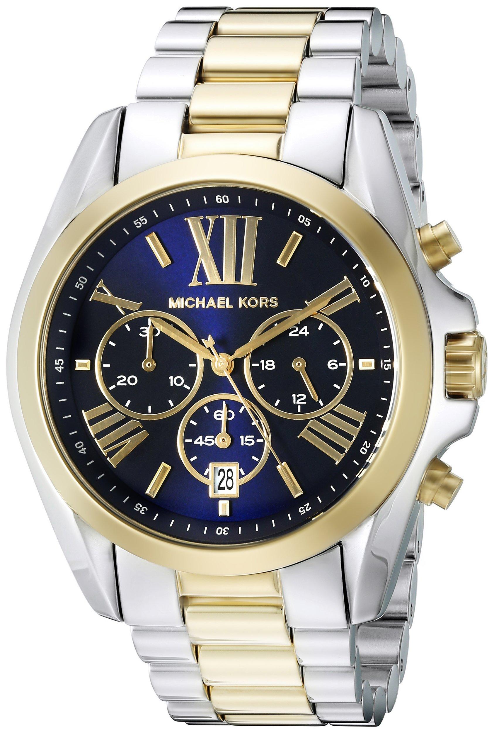 Michael Kors Reloj de pulsera mujer mk5976Cronógrafo Plata Women