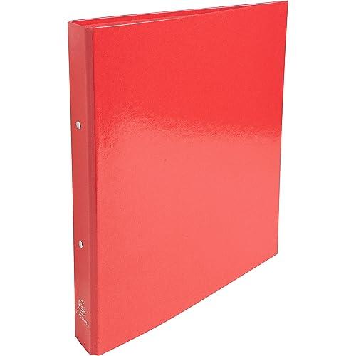 Exacompta 549295E cartella Cartone Rosso A4