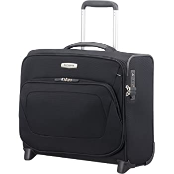samsonite spark sng rolling tote 15 6 pilot case 44 cm 33 liters black luggage. Black Bedroom Furniture Sets. Home Design Ideas