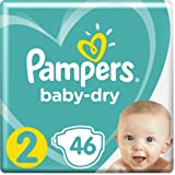 Pampers Baby Dry couches