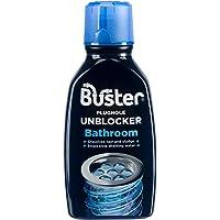 Buster Bathroom Plughole Unblocker, Dissolves hair and sludge 300ml