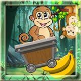 Monkey Kart Jungle Run