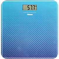 Digital Electronic LCD Bathroom Body Weight Weighing Scale with Advance Step on Technology (Blue)