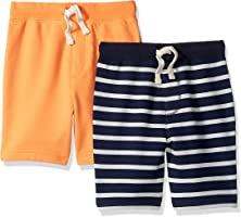 LOOK by crewcuts Jungen 2er-Pack Shorts