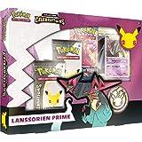 Pokémon Portfolio 25ème Anniversaire société-Jeu de Cartes à Collectionner, POK25ALB01