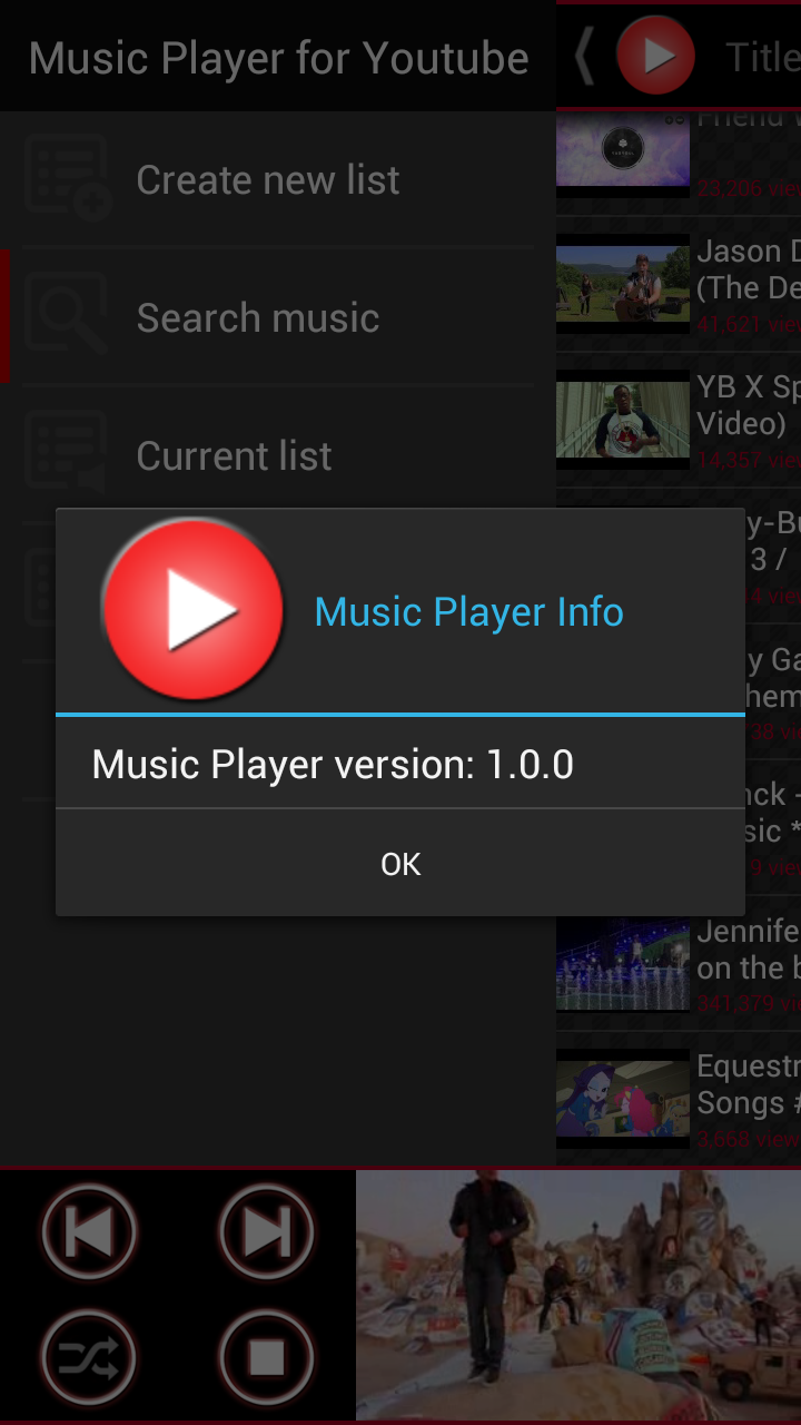 Lettore musicale online free music appstore per android - Lettore musicale wifi ...