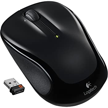 Logitech M325 - Mäuse (RF Wireless, Büro, Pressed buttons, Reifen, Optisch, Notebook)