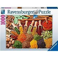 Ravensburger - Puzzle 1000 p - Epices et fines herbes - 88548 - Pour adultes et enfants dès 14 ans - Premium Puzzle de…