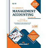 T.S. Grewal's Management Accounting (Section B): Textbook for ISC Class 12