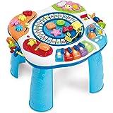 Winfun - Tavolo interattivo per bambini con piano, trenino, alfabeto e altro