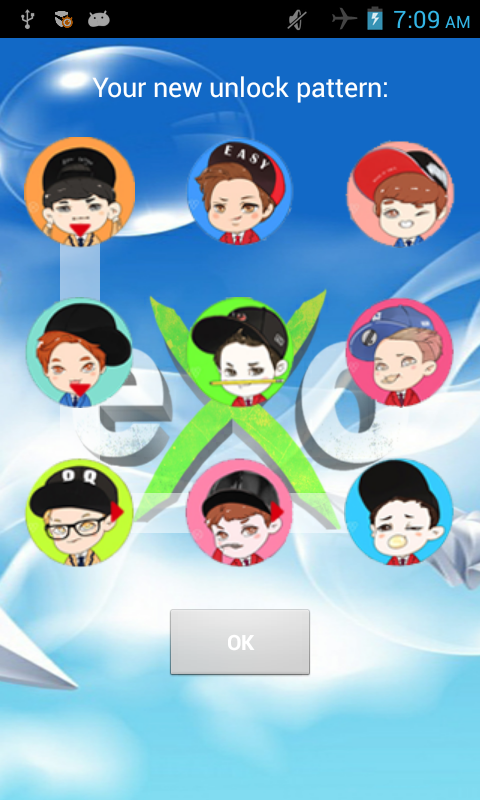 Lock Screen Exo Amazon Co Uk Appstore For Android