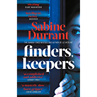 Finders, Keepers: The dark, twisty and unputdownable new suspense thriller to keep you hooked in 2021