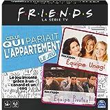 FRIENDS - JEU DE QUESTIONS FRIENDS « Celui qui pariait l'appartement » - Jeu d'Ambiance Entre Amis - Issu de la série télévis