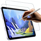 MoKo 2-Pack PET Matte Screen Protector Fit New iPad Mini 6 2021 (6th Generation 7.9-inch), Write, Draw and Sketch with The Pe