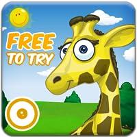 Der fabelhafte Tier Spielplatz FREE - Die 12 beliebtesten Spiele-Klassiker für Kinder. Preisgekrönte Kinder-App mit 12 tollen Tier-Spielen für Jungen und Mädchen im Alter von 2-6 Jahren. FREE