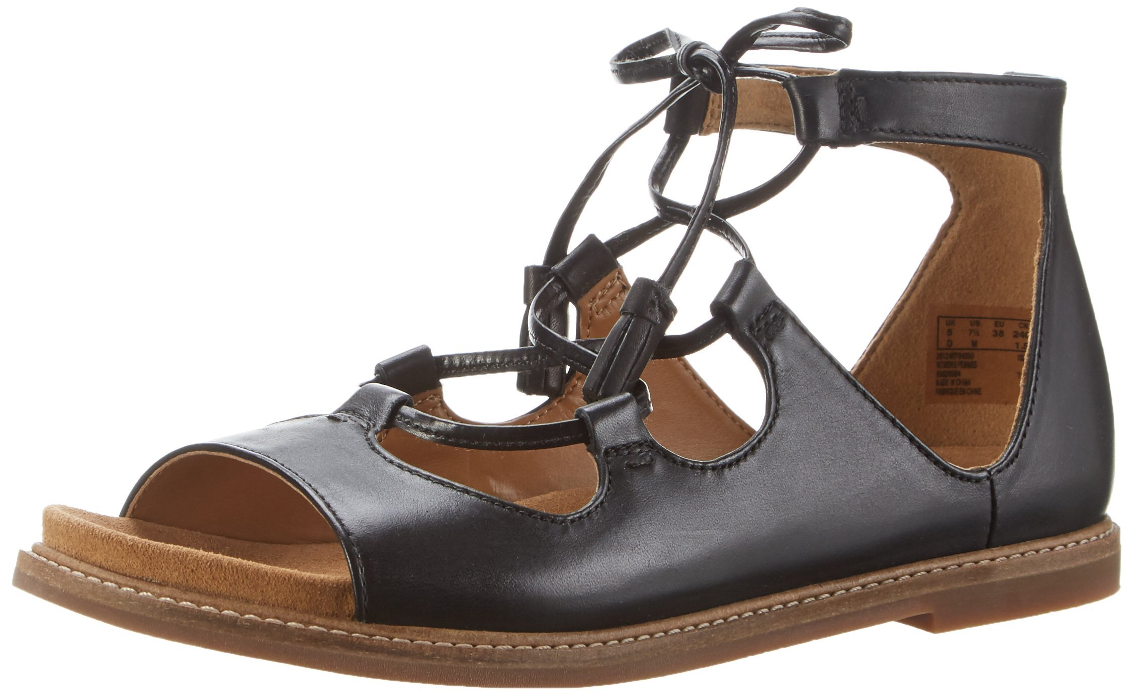 Borde Menstruación Secretar  Clarks Women's Corsio Dallas Leather Fashion Sandals - Gia Designer