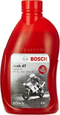 Bosch F002H20918 Josh 4T 20W-40 API SL Engine Oil for Bikes (1 L)