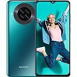 HAFURY K30 Pro Smartphone Libre, Teléfono Móvil Cámara Cuádruple 6,5 Pulgadas DotDisplay 8GB RAM+128GB ROM 4200mAh Batería, P