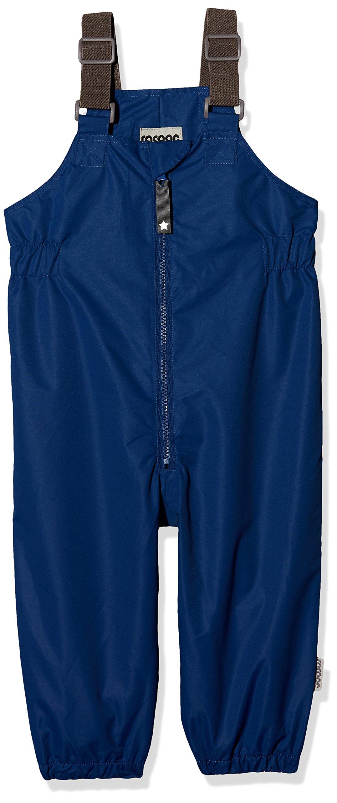 Racoon Pantalones Impermeables Unisex bebé 1